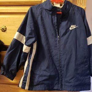 Boys Nike jacket size 5